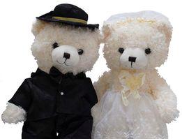 Игрушки два медведя Жених и невеста