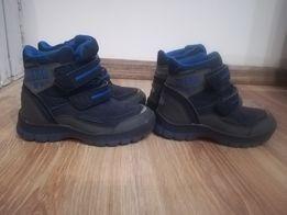 Buty zimowe dla bliźniaków