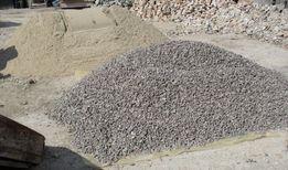 Щебень Песок Автодоставка