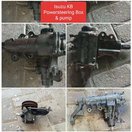 Isuzu KB powersteering box & pump