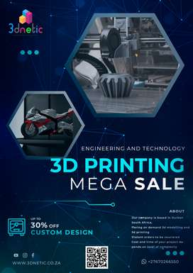 Proffesional and fast 3d printing
