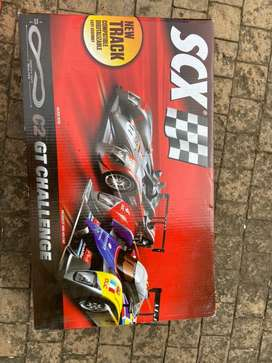 SCALECTRIC (SCX) Complete digital set- Extras and Add on Bundle