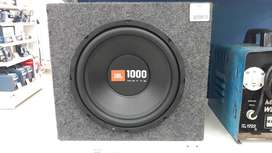 "JBL 12"" Subwoofer CS1214 Excellent Condition With Box"