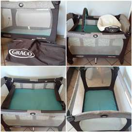 GRACO CAMPING COT FOR SALE