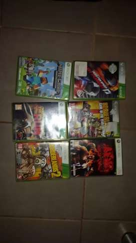 Xbox 360 500gb + kunect games 2 remotes