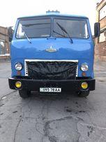 МАЗ 500 тягач в хорошем рабочем состоянии двигатель V8