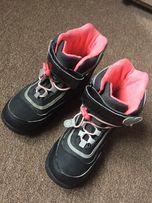 Зимние сапожки/ ботинки Н&М 19,5 см по стельке