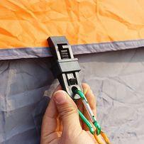 Кемпинговый карабин прищепка держатель для тента палатки