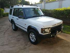 Discovery 2 Td5 Auto
