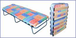 Детская раскладушка раскладная кровать для садика для лагеря
