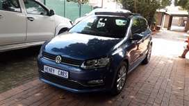 Vw Polo 6 1.2TSi 1.2 Hatchback Automatic For Sale