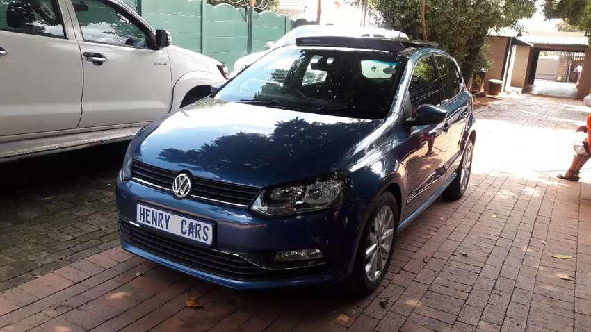 Vw Polo 6 1.2TSi 1.2 Hatchback Automatic For Sale 0