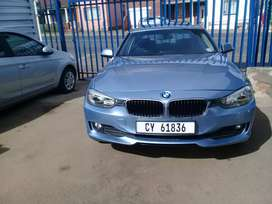2013 BMW F316i with a leather seat and sunroof