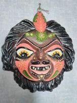 маска монгольска