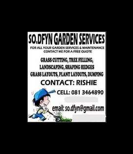 SO.DFYN garden and maintenance services