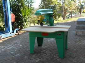 Radial Arm Saw, WADKIN BURSGREEN, BRA350, Ø-350, 2.2kW