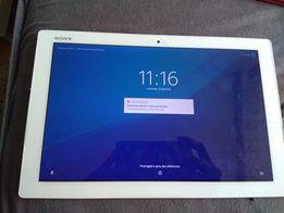 Sprzedam tablet Sony Xperia Z4 - pekniety ekran