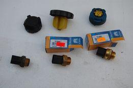 Cienkocieto części -szyby tył, czujnik tem.,koreki paliwa i chłodnicy