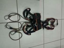 Complete Acces rope harness 57Jun21