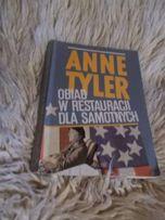 """""""Obiad w restauracji dla samotnych""""-Anne Tyler- powieść"""