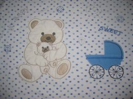 Одеяло детское Bebesel
