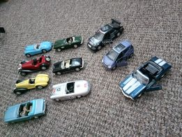 Машинки колекційні
