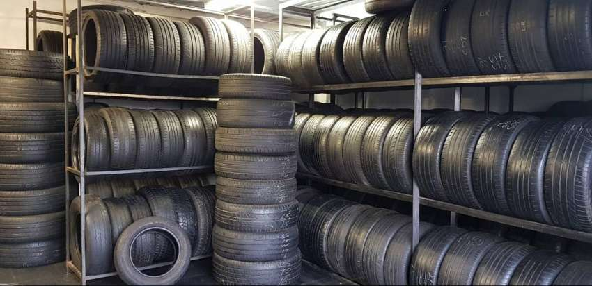 Quality used tyres from R280each Tyres for africa 0