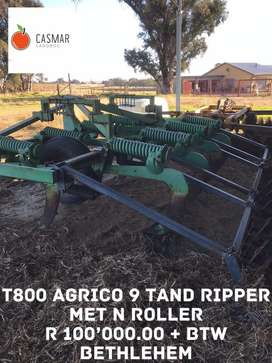 T800 Agrico 9 Tand Ripper