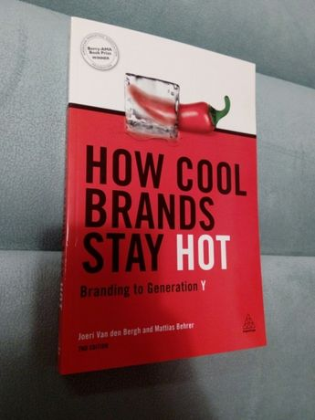 How Cool Brands Stay Hot Warszawa - image 1