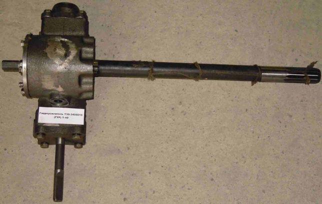 Гидравлическая рулевая колонка на Т-40. Гур Д-144. Гидроусилитель руля Черновцы - изображение 1