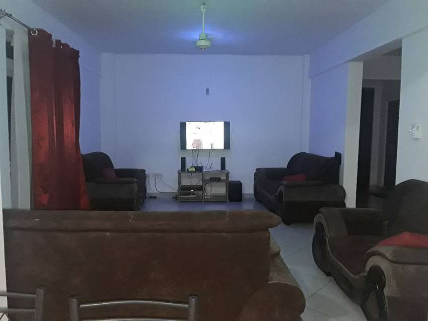 3Bedroom apartment for short term Rental in Tudor, Mombasa 0