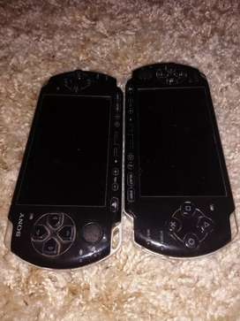 Sony PSP x2 with over 40 Games