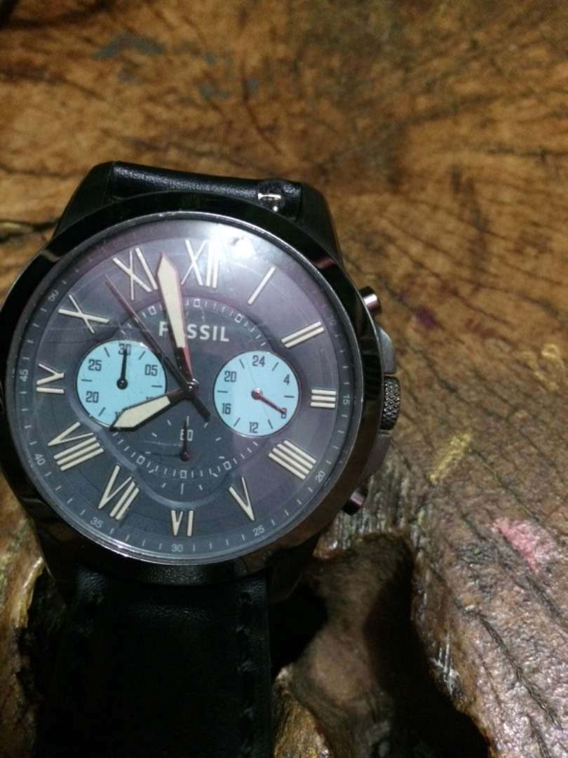 Fossil Watch Used 0