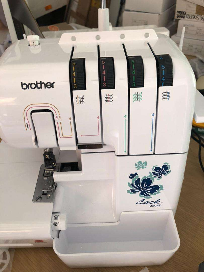 Brother Overlocker 2504D Brand New in Box