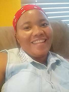 Smart and honest Lesotho maid,nanny,cook needs live in work