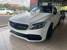 2016 MERCEDES BENZ C63 AMG S COUPE FOR SALE