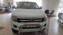 2015 FORD RANGER 2.2 DOUBLE CAB WITH CANOPY