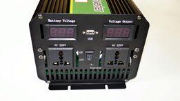 9000W 12V-220V преобразователь с экранами