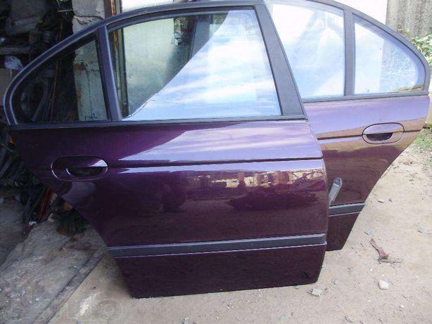 Двери задние БМB 5 BMW Е39 седан передние Titan-silber Борисполь - изображение 3