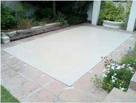 Pvc Durable Swimming Pool covers and Installation
