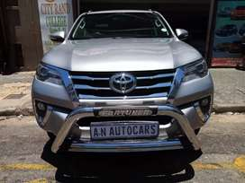 Toyota Fortuner 2.8gd6 R 385 900