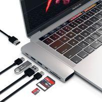 Satechi Aluminum Type-C Pro Hub Adapter Магазин Гарантія Кредит