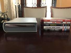 Xbox 360 HD DVD player + 5 Hd dvds