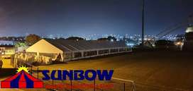 Sunbow marquee and chair hire rental of toilets tents chairs tables