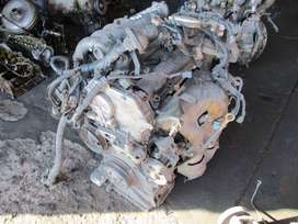 NISSAN X TRAIL ENGINE ONLY