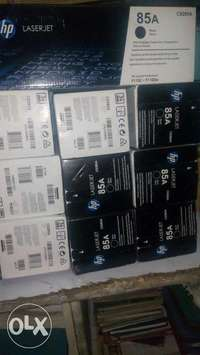 HP 85a toner cartridge at wholesale price. 0