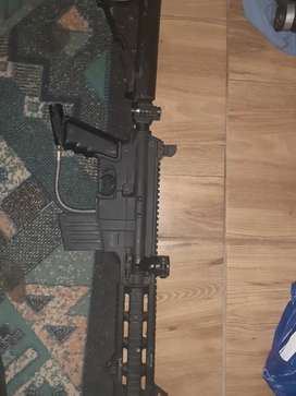 Sierra one paintball gun