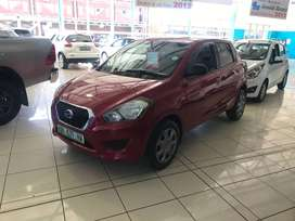 Great condition, well maintained 2014 Datsun Go 1.2 Lux