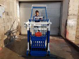 Brand New 14 Drop Stock Brick Making Machine (Standard Size) For Sale
