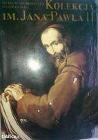 Jan Paweł 2 podpis ksiązka pt. Kolekcja Jana Pawła 2 podpisana
